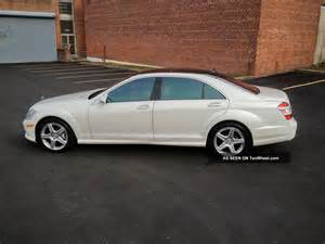 Mercedes S550 2007 2007 Mercedes S550 Amg Designo Edition One Of A