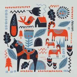 Scandinavian Scandinavian Design Stencils Amp Motifs Pinterest