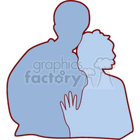 black man s free hugs project shifts love toward cops in royalty free couple700 154029 clip art images