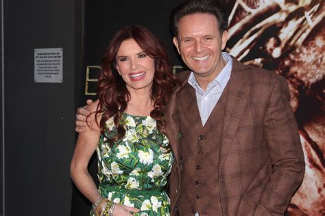 Roma Downey And Burnett Engaged by Roma Downey And Burnett To Cp Of God A