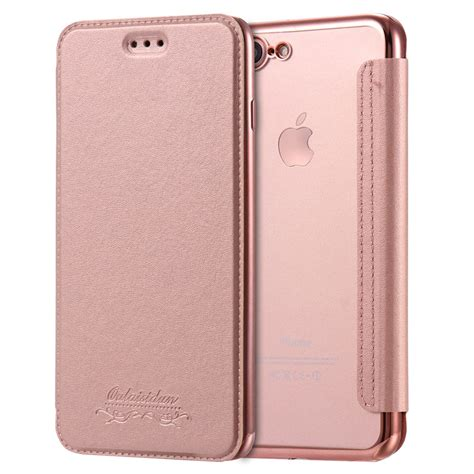 Iphone 6 6s Flip Wallet Leather Casing Cover Bumper Armor Keren luxury flip leather wallet clear tpu back cover for iphone 6 6s 7 7 plus ebay