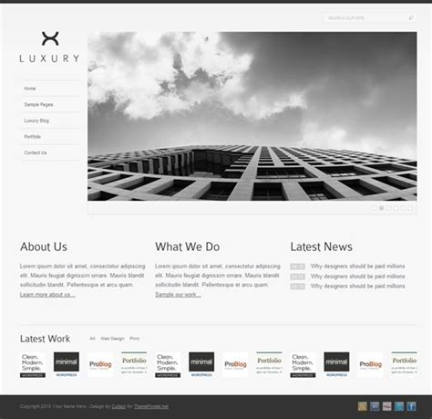 14 Best Vertical Primary Navigation Menus Exles Templates More Images On Pinterest Left Side Menu Website Templates Free