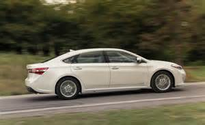 2013 Toyota Avalon Car And Driver