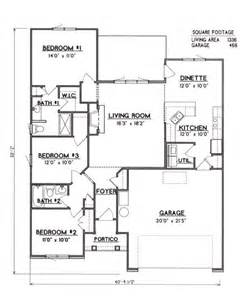 House Plans Under 1500 Sq Ft House Plans And Design Contemporary House Plans Under