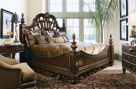 high end bedroom furniture high end master bedroom set manor home collection live