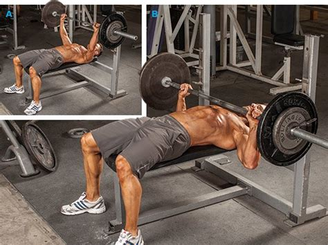 correct bench press form the simple way to skyrocket your bench press