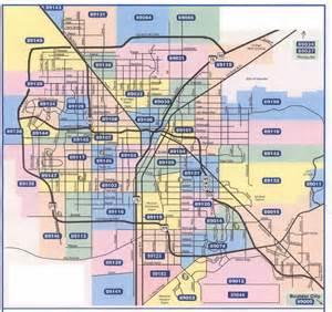 Henderson Zip Code Map by Maps Cunningham Group Las Vegas Amp Henderson Nevada