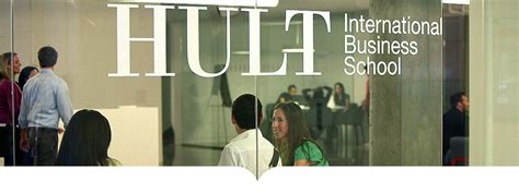 Hult Mba Scholarships by Hult International Business School Courses And Application