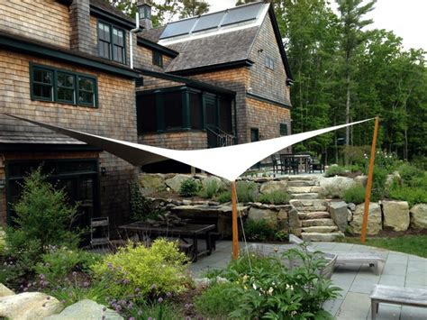 spotlight awnings project spotlight tension awning in duxbury ma