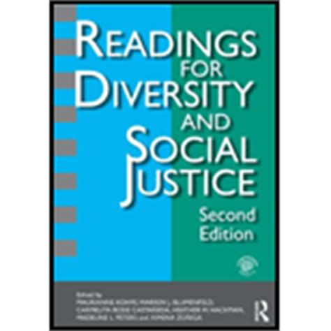 readings for diversity and social justice readings for diversity and social justice 2nd edition