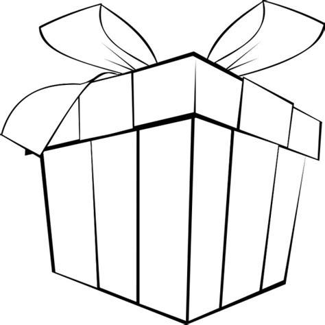 imagenes de navidad para colorear regalos regalo de navidad dibujo navide 241 o para colorear