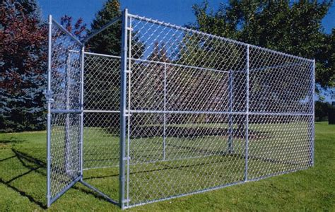 chain link kennel chain link kennel panels pictures to pin on pinsdaddy