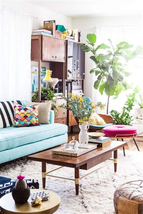 Boho Home Decor Store by Power Couples Sofas And Coffee Tables Emily Henderson