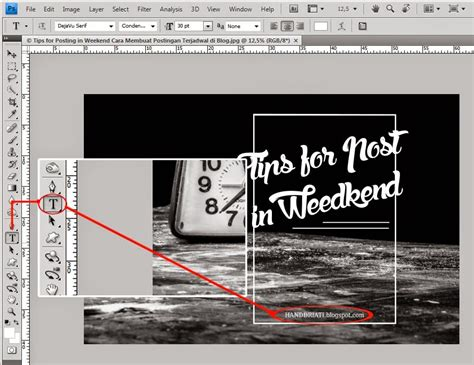 membuat watermark di photoshop cara membuat watermark di photoshop images