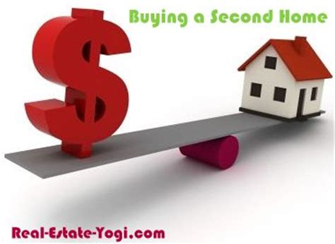 buying a second home with no money secure the best