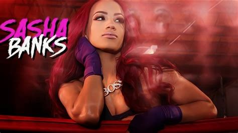 hot sasha banks hd wallpaper   wwe