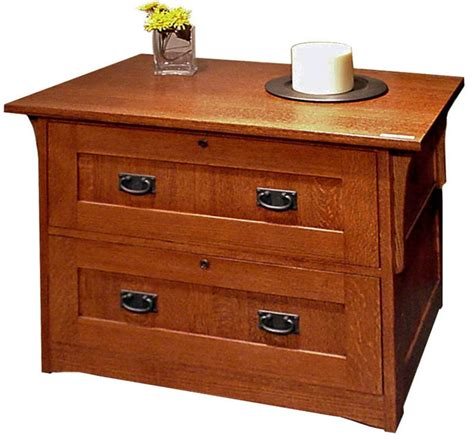 mission style lateral file cabinet mission style 2 drawer lateral file by e gallery furniture