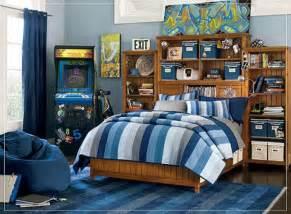 Modern blue color scheme for boys kids bedroom iroonie com
