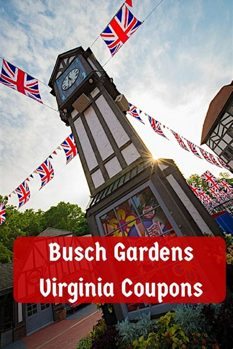 Gardens Coupon by Cheap Tickets To Busch Garden And Seaworld With Daily