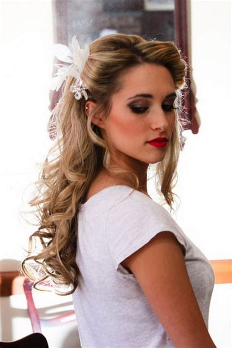 hairstyles for long hair vintage vintage wedding hairstyles for long hair