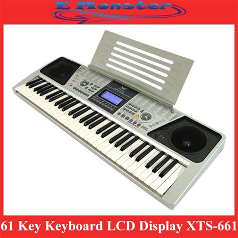Keyboard Xts Xts 6199 Electronic Keyboard Timetoybar
