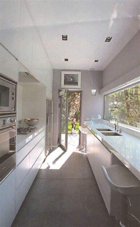 cuisine 駲uip馥 en longueur cuisine tout en longueur id 233 es pour la maison