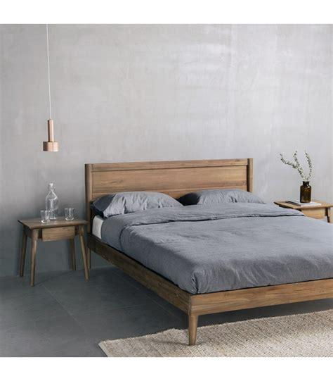 Vintage Bett Holz by Vintage Bed Frame Mountain Teak
