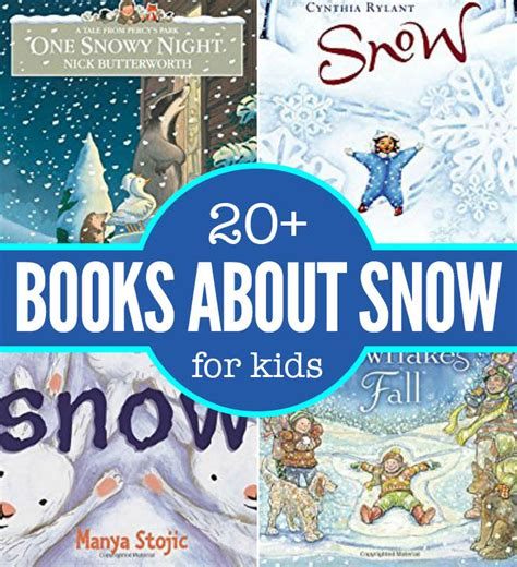snow books 20 books about snow for gift of curiosity