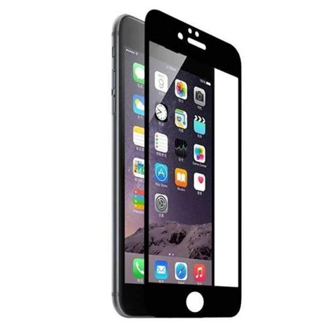 Iphone 44s Tempered Glass And Phone Layar Depan Back Cover bakeey edge to edge automatic adsorption tempered glass screen protector for iphone 8 alex nld