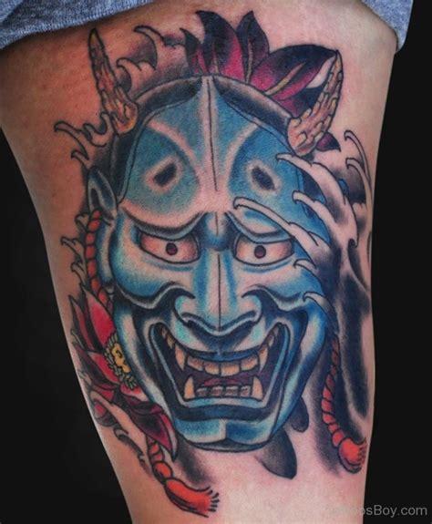 hannya mask tattoo miami ink horror tattoos tattoo designs tattoo pictures