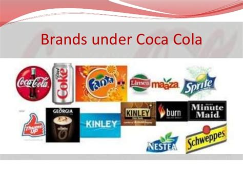 product layout of coca cola promotion mix of coca cola