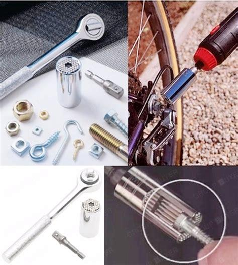 Gator Grip Universal Socket Bolt Set Kunci Pas gator grip universal socket bolt set etc 200 kunci pas silver jakartanotebook