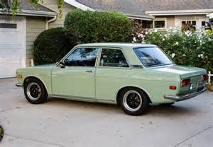 Pin 1970 Nissan Datsun 510 Posted By C 17 on Pinterest