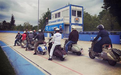Motorrad Club Darmstadt by Spektakul 228 Res Hoffmann Vespa Rennen Und Treffen In