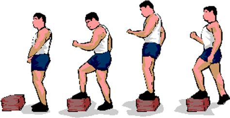 step up bench exercise khaled s blog 187 sports science