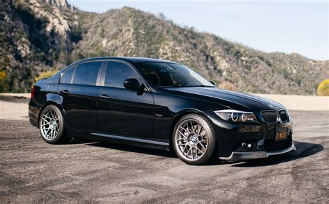 modified bmw this modified bmw 335d is much more than just a looker