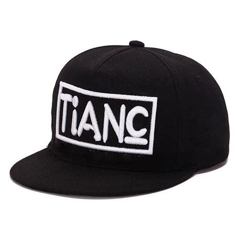 Topi Snapback Tianc Black topi snapback tianc black jakartanotebook