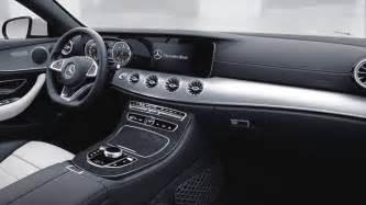 mercedes e 233 2017 dimensions boot space and interior