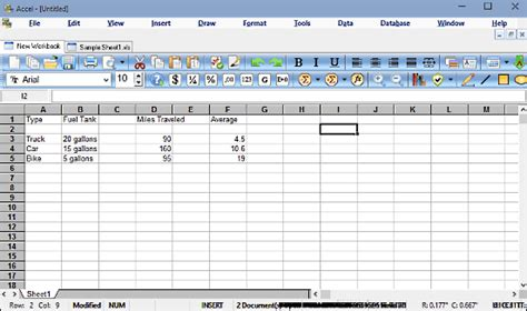 Free Spreadsheets For Windows by 5 Best Excel Alternatives For Windows 10
