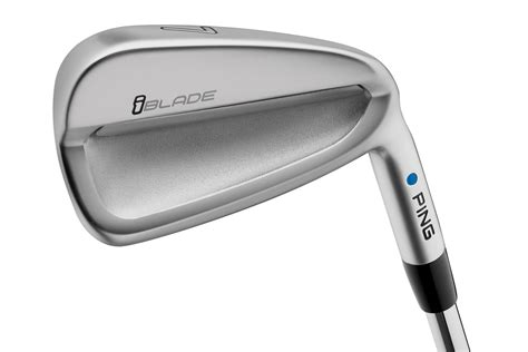 ping iblade irons steel  pw  golf