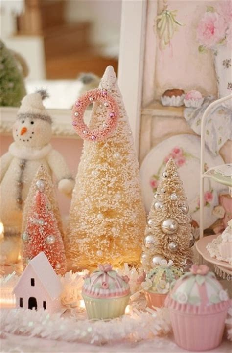 25 glamorous pastel christmas d 233 cor ideas digsdigs