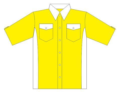 desain kemeja format psd pabrik seragam contoh template seragam desain kemeja 004