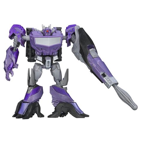 transformers prime shockwave transformers prime beast hunters commander class shockwave