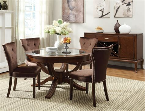 dining rooms with round tables 50 gorgeous round dining room table sets aida homes pics
