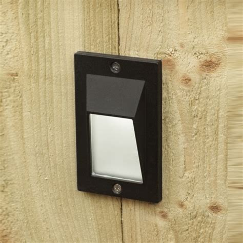 Garden Wall Lights Led Outdoor Wall Light El Esterno 05 The Lighting Superstore