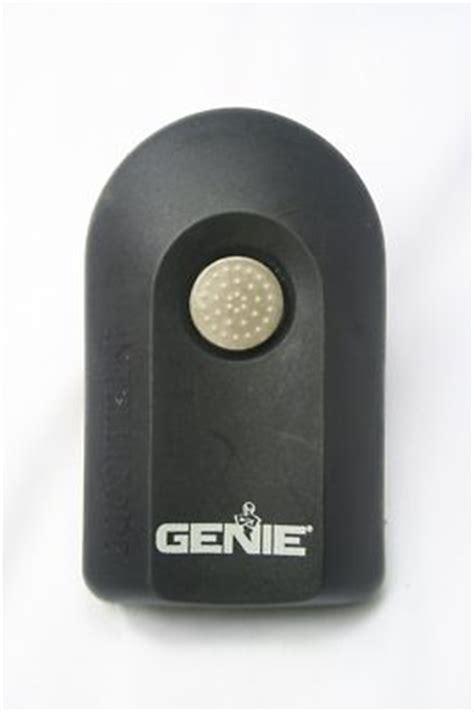 Intellicode Garage Door Opener Radio1980 Genie Intellicode Acsctg Typ1 Garage Door Opener Remote