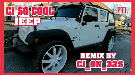 So Cool cj on 32s starts on cj so cool jeep build