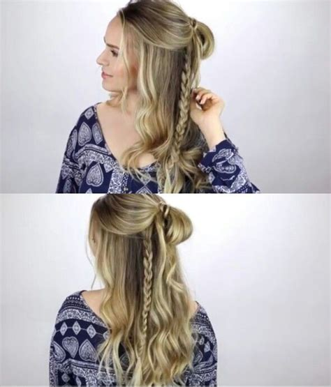 hairstyles kayley melissa 65 best images about half up hairstyles on pinterest