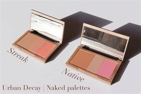 Decay Flushed Streak decay flushed streak palettes review
