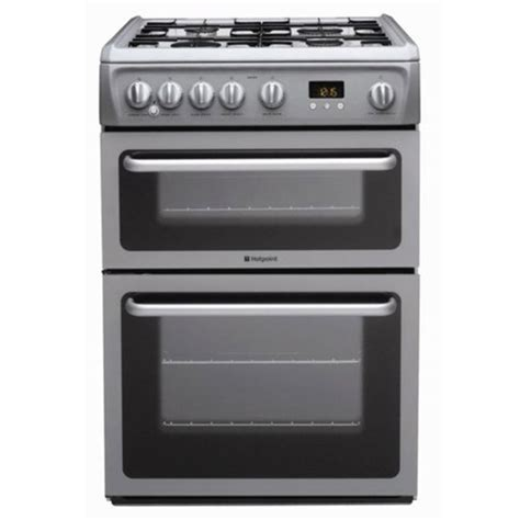 hotpoint dsg60s 60cm oven gas cooker